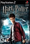 Harry Potter and the Half-Blood Prince - PS2 Video Game